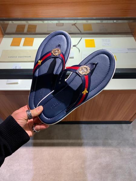 2019 La mejor calidadnuevo calidad de lujo y moda transpirable Marca ocio ocio carácter humano zapatillas para entrega de Tamaño 38-45