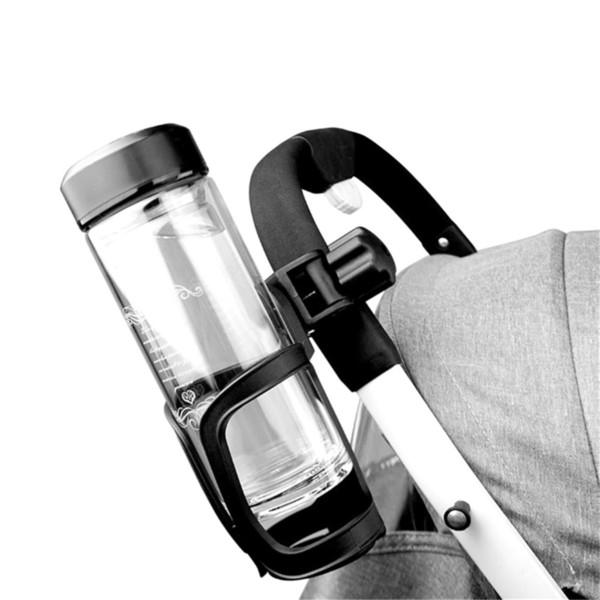 Neue Kinderwagen Zubehör Getränkehalter Kinderwagen Universal Getränkehalter Kinderwagen Pflege Flasche Regenschirm rack