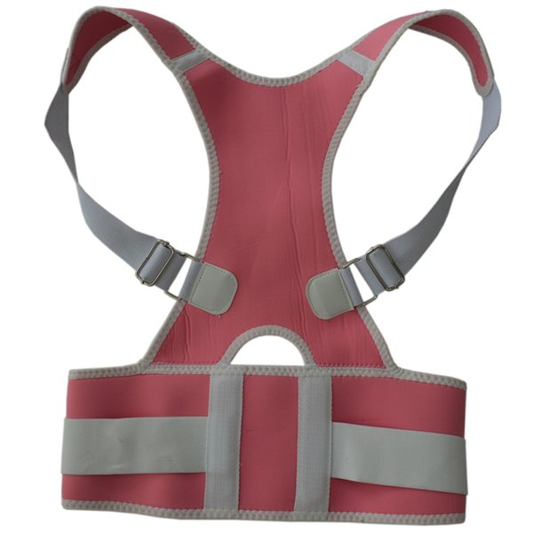 Magnetic Therapy Shoulder Posture Corrector Brace Shoulder Back Support Belt for Men Women Braces & Supports Belt #540492
