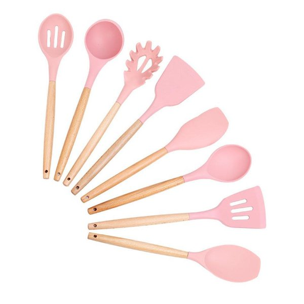 Pink-8pcs