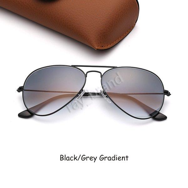 Schwarz-Grau Gradient