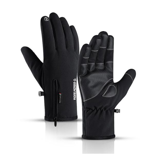 Gants-L Noir PalmWidth8.5-9.5CM