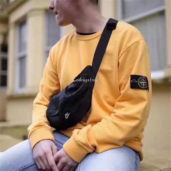 Nueva moda otoño invierno hombre 108 manga larga con capucha Hip Hop sudaderas abrigo ropa casual suéter suéter S-XL6