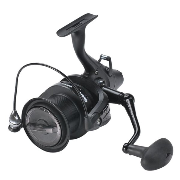12+1 bb spinning reel with front rear double drag carp fishing reel left right interchangeable for saltwater freshwater thumbnail