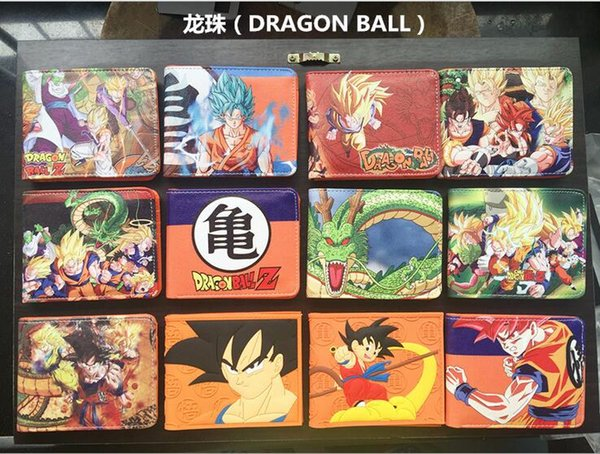 Dragon Ball Sun Wukong Saiyajin Dragon Ball Z Vegeta Bik Großer Teufel Gott Dragon Anime Wallet Wallet