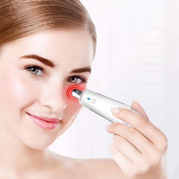 Hot Dark Circle Remover, устранить мешки под глазами Puffy глаз, против морщин для ухода за кожей лица Тонизирующий массаж устройство