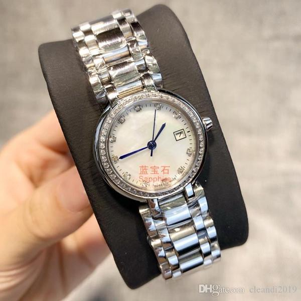 Hochwertige Mode Dame Quarzuhren Elegante Frauen Kleiden Relogio Berühmte heißer verkauf design Hochwertiger Edelstahl Roségold Armbanduhren