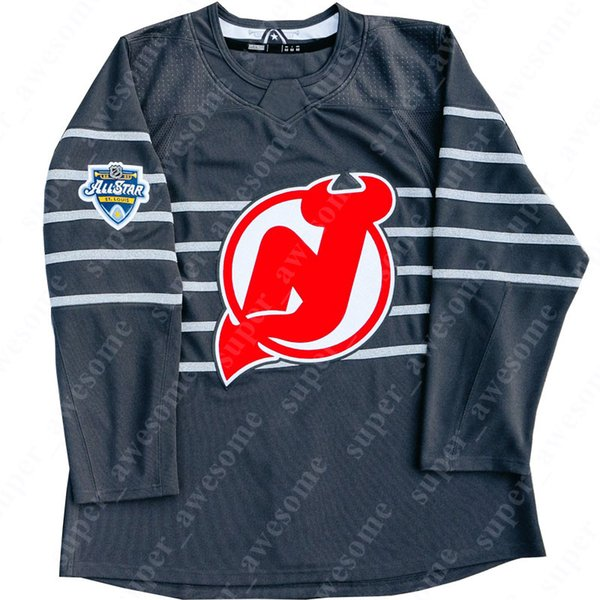 New Jersey Devils Gray
