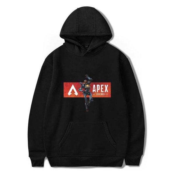 2019 novo Apex Legends Camisola Com Capuz camisola de impressão 3d hoodie do homem hoodie dos homens frete grátis Hoodies