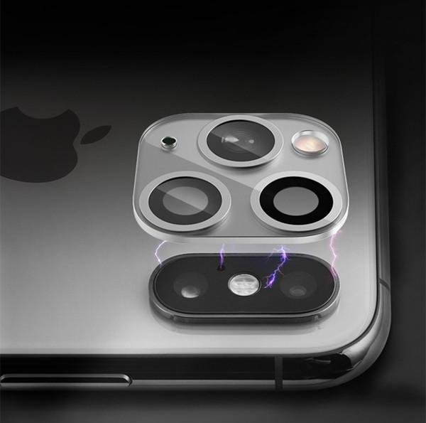 Версия 2 Применима для компании Apple iPhone X XS MAX XR Второго изменения к 11 Pro объектива для iPhone 11 PRO MAX объектива Кольца Наклейка Modified крышки камеры