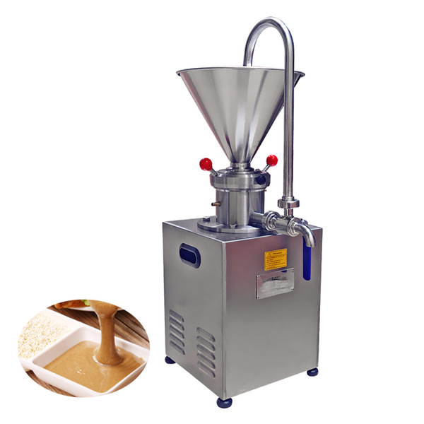 beijamei commercial automatic chili paste almond peanut butter maker grinding machine milk peanut butter making machine