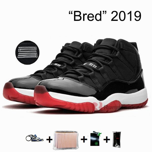 11s-Bred 2019