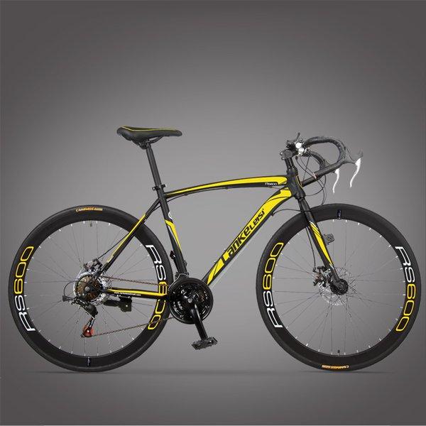 A Black Yellow