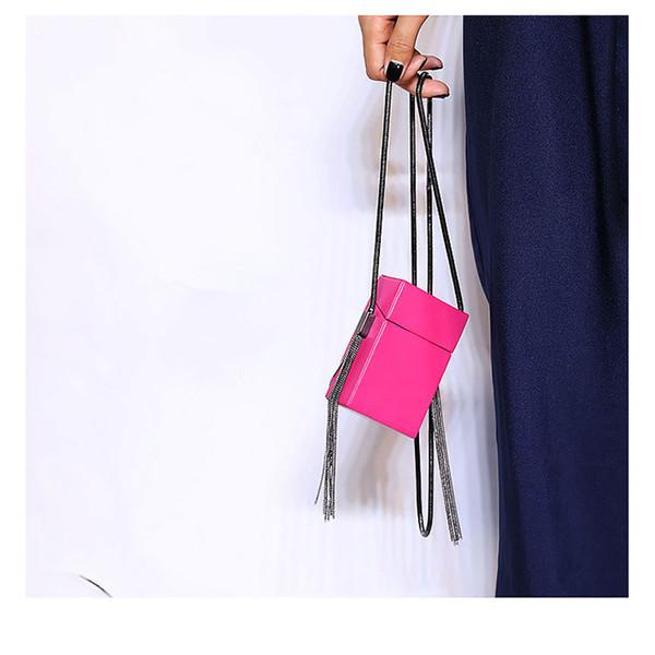 2019 Mini Women Bags Designer Handbags Crossbody Chain Female Messenger Bag Coin Purse Ins Hot Sale Shoulder Bag 109