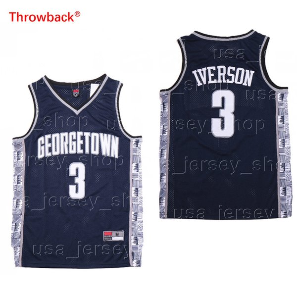 3 Iverson / Navy