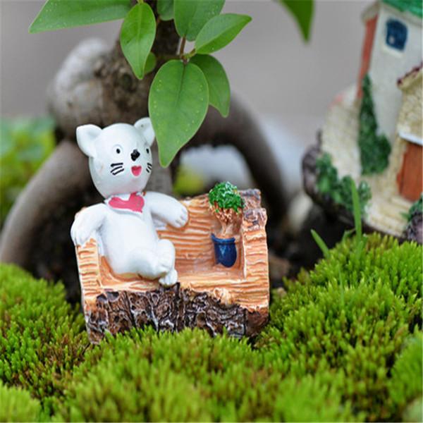 Tremendous 2019 Mini Tree Stool Cats Decoration Supplies Moss Micro Landscape Deco Garden Deco Creative Handicrafts From Sumai05 2 56 Dhgate Com Pabps2019 Chair Design Images Pabps2019Com