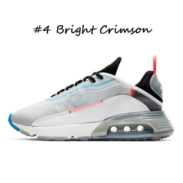 #4 Bright Crimson