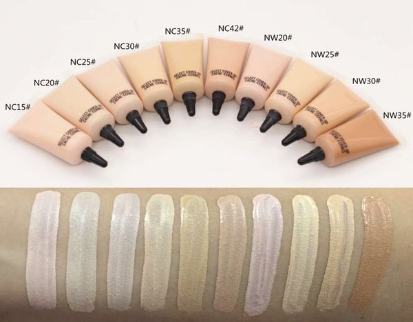 top popular Hot Makeup SELECT COVER-UP CACHE-CERNES Foundation Liquid 10ML Long Lasting High Quality Liquid Foundation Face Concealer hot sale 2021