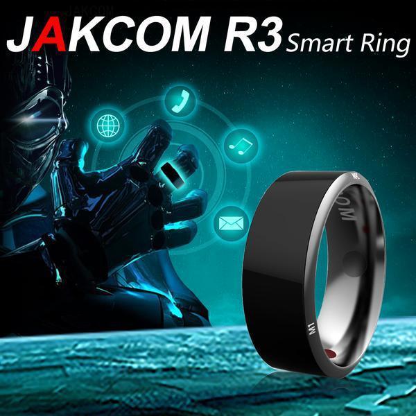 JAKCOM R3 Smart Ring Venta caliente en tarjeta de control de acceso como movil pub window android phone
