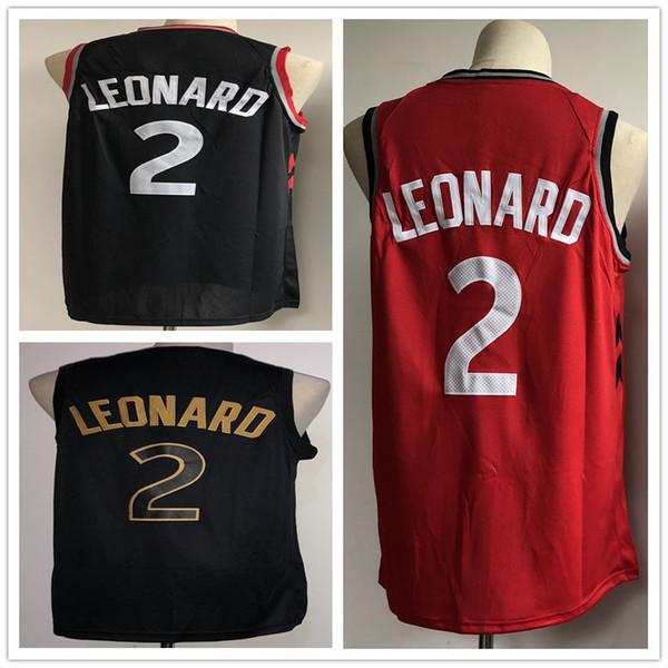 12e47dcf 2 Kawhi Raptors Leonard Men's Basketball Jerseys 2018 New season Fashion  Mens polo shirt Men Sport