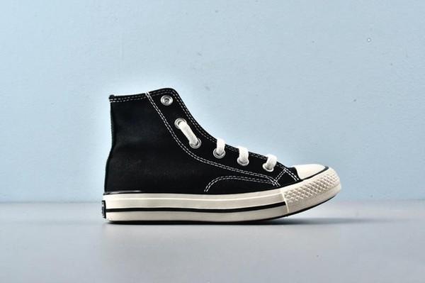 2019ss çocuklar moda 70 Hi-üst Sneakers erkek kız yüksek top nedensel ayakkabı çocuk boyutu euro 28-35