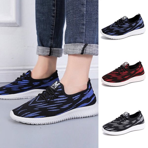 ONTO-MATO Brand sports shoesMen's Solid Casual Anti-Slip Sport Walking Sneakers Loafers Soft Shoes Dropshipping Turnschuhe