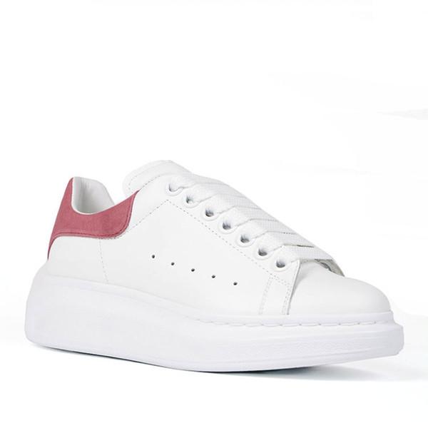 Luxury Designer Queen Sole New Designer Comfort Pretty Casual Leather Shoes Men Women Girls Sneakers Size 35-44