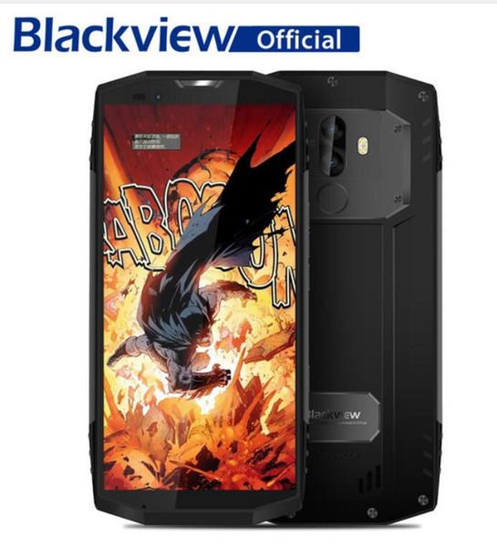 "Blackview BV9000 Pro IP68 Waterproof Smartphone Helio P25 Octa Core 6GB + 128GB 5.7"" FHD Dual SIM Mobile Phone 4180mAh Battery"