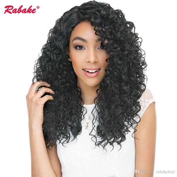 360 Full Lace Human Hair Wigs Rabake Brazilian