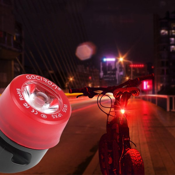 IPX5 Waterproof 4-5lumens Bike LED Tail Light Bike Rear Light flash MTB Safety Warning Rear Lamp bicycle taillights 250m lighting distance
