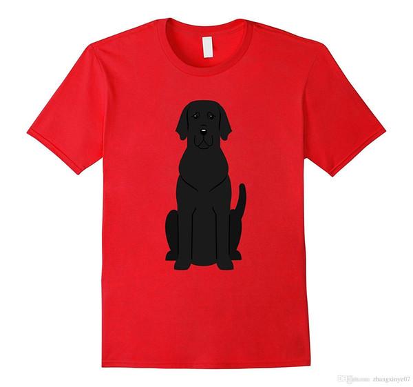 Siyah Lab Labrador Köpek Gömlek Köpekler Anne Baba Köpek Pet Hediye