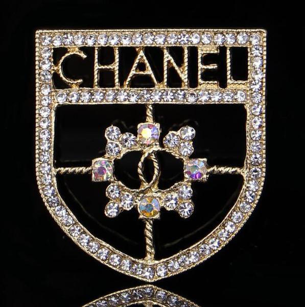 Nouvelle arrivée élégante élégant en alliage Brooches arc Broche cristal Broche Broches femmes Vêtements Costumes Accessoires Bijoux Broches
