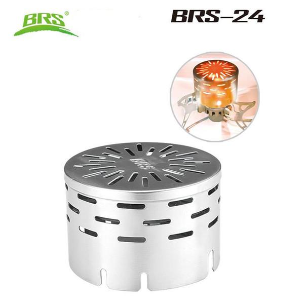 BRS-24 calefacción del infrarrojo lejano a prueba de viento al aire libre Estufa cubierta portátil tienda de campaña Calentador Calentador Estufa Fit barbacoa de gas cubierta