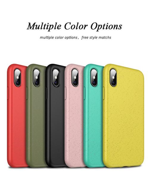 Nuovi arrivi per iphone 11 pro caso max caso biodegradabile compostabile TPU telefono, casi di telefono ecofriendly