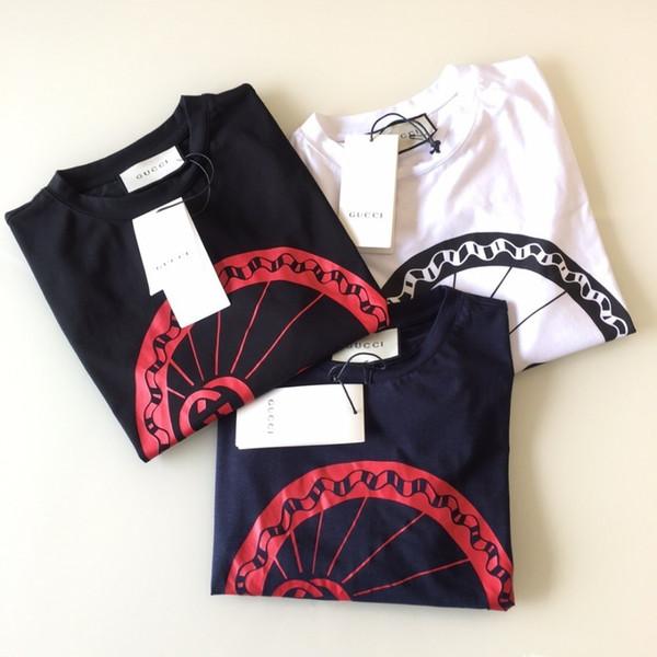Mais recente tendência de impressão de moda de compressão kanye west para slim fit poloshirt camisas de manga curta