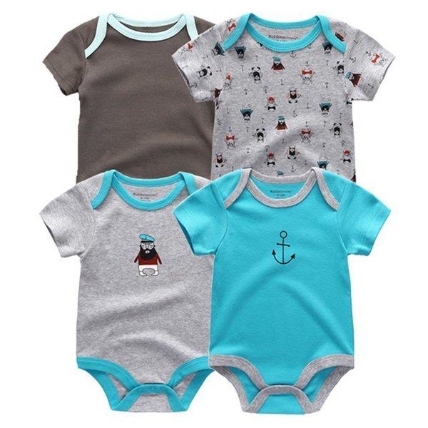 Baby boy Romper4117