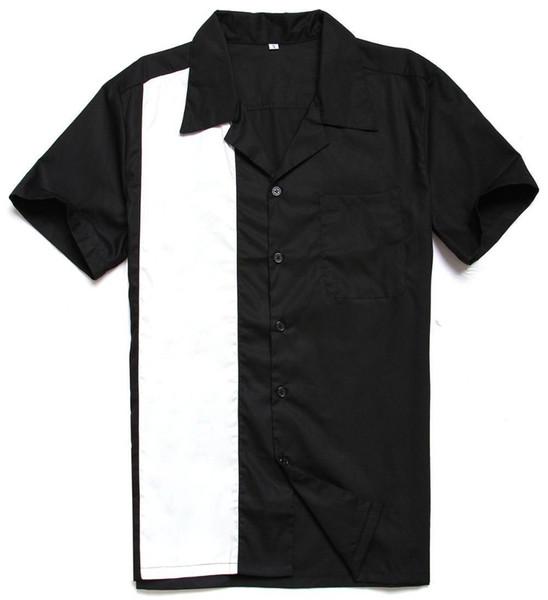 Wholesale- Wholesale Free Fashion Clothing Suppliers Camisa Masculina Chemise Homme Mens Casual Designer Hawaiian Shirt
