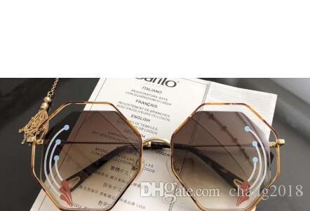 Новые женские мужские дизайнерские солнцезащитные очки 2019 мода горячая распродажа топ качественные дизайнерские солнцезащитные очки для женщины мужчина gmlsclo008