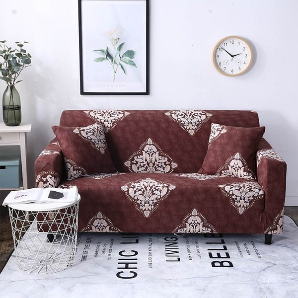 Amazing Luxury Couch Cover Corner Sofa Cover For Living Room With Pillowcase National Style Of Home Furniture Protector Small Chair Slipcover Dining Armchair Uwap Interior Chair Design Uwaporg