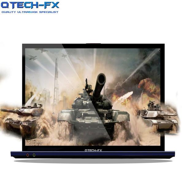 Cheap I7 8GB RAM SSD 256GB + 1TB Game Notebook 15 6 Fast CPU Intel 1000GB  Windows10 Business Arabic AZERTY Spanish Russian Keyboard Thin Laptops