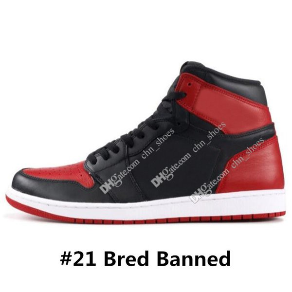 # 21 Bred Banned