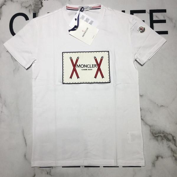 2019 летняя мужская футболка с коротким рукавом ls4250133