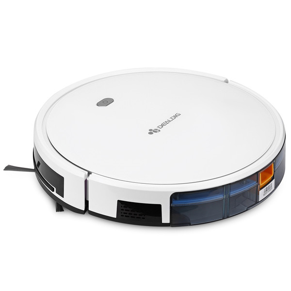 best selling DEALDIG Robvacuum 8 Robot Vacuum Cleaner with WiFi Connectivity Work for Alexa