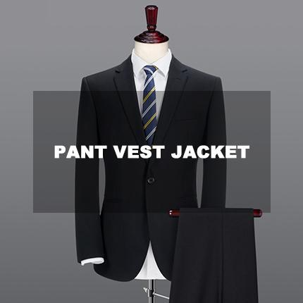 pant giacca giubbotto