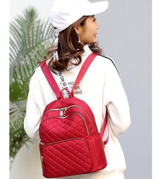 2019 women Both shoulders bag new style fashion bag@13