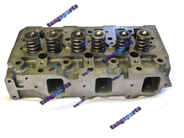 top popular NEW 3TNV88 Complete Cylinder Head assy with valves Fit YANMAR excavator trator etc. engine parts kit in good quality 2019