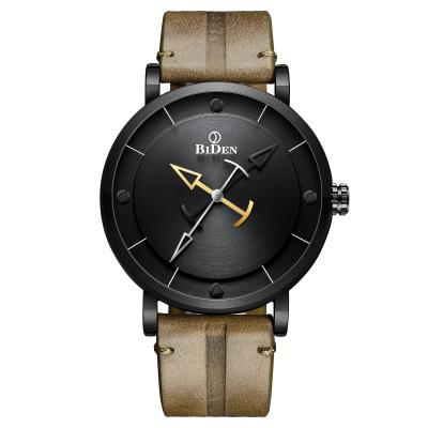 2019 new luxury Men Sports Watches Big Man Fashion Cool Waterproof Watch Leather Quartz Wristwatches relogio masculino