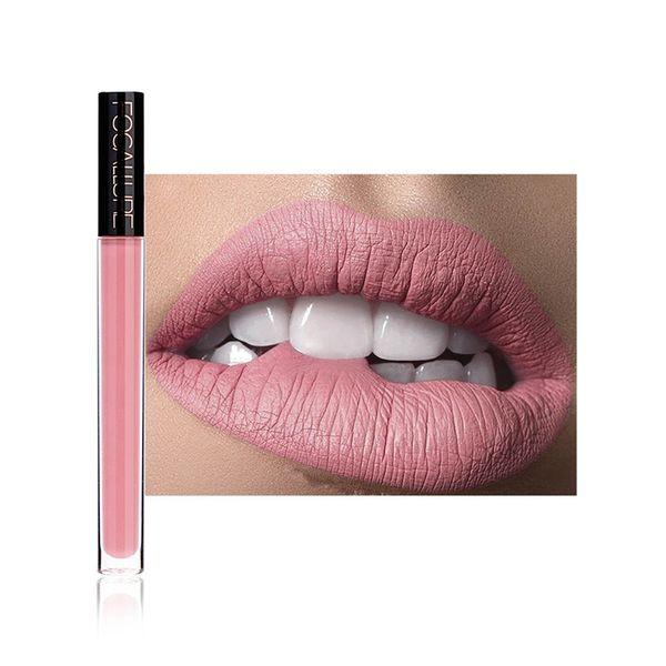 2018 New Style New Fashion Lipstick Cosmetics Women Sexy Lips Matte Lip Gloss Party Lip Gloss Hot Sale Dropshipping Item