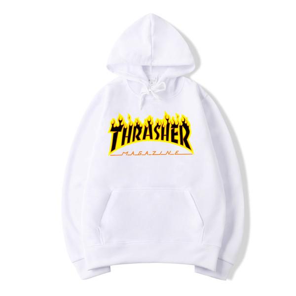 Wholesale 2018 New Hip Hop Men Sportswear Hooded Sweatshirts Mens Pullover Hoodies Male Fashion Casual Hoodie Sport