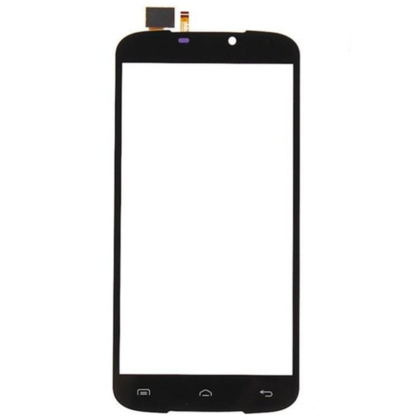X6 touch screen Digitizer Panel front glass Replacement For DOOGEE X6 Pro touch screen +3M sticker
